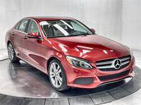 Mercedes-Benz C-Class C 300 NAV,CAM,SUNROOF,HTD STS,BLIND SPOT,LED LIGHT 2018