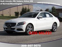 2018_Mercedes-Benz_C-Class_C 300_ Normal IL