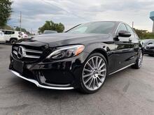 2018_Mercedes-Benz_C-Class_C 300_ Raleigh NC