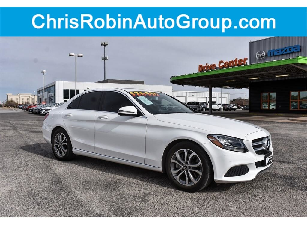 2018 Mercedes-Benz C-Class C 300 SEDAN Midland TX