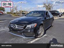 2018_Mercedes-Benz_C-Class_C 300_ Sanford FL