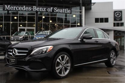 2018_Mercedes-Benz_C-Class_C 300_ Seattle WA