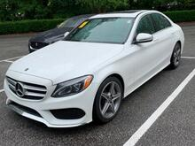 2018_Mercedes-Benz_C-Class_C 300 Sedan_ Cary NC