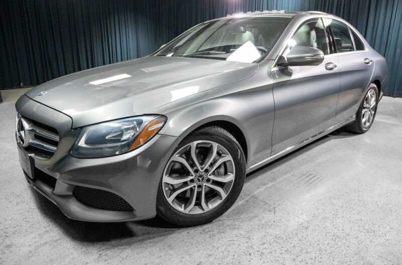 2018 Mercedes-Benz C-Class C 300 Sedan Scottsdale AZ