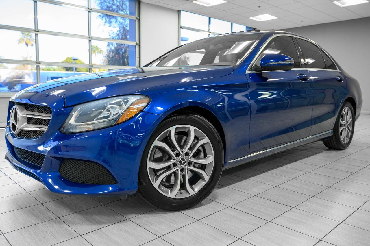 2018 Mercedes-Benz C-Class C 300 Sedan Peoria AZ