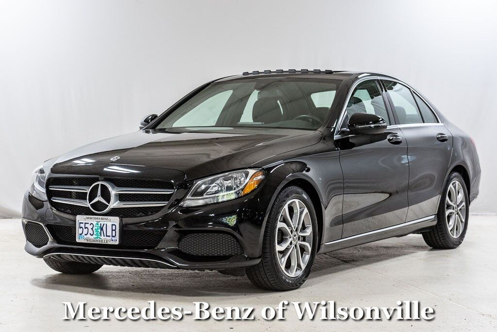 2018 Mercedes-Benz C-Class C 300 Sedan Wilsonville OR