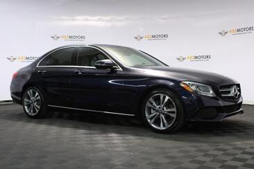 2018_Mercedes-Benz_C-Class_C 300 Sport Package_ Houston TX