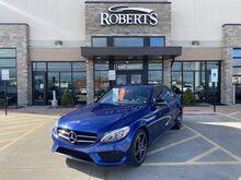 2018_Mercedes-Benz_C-Class_C 300_ Springfield IL
