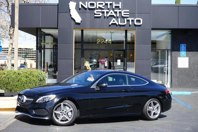 2018_Mercedes-Benz_C-Class_C 300_ Walnut Creek CA