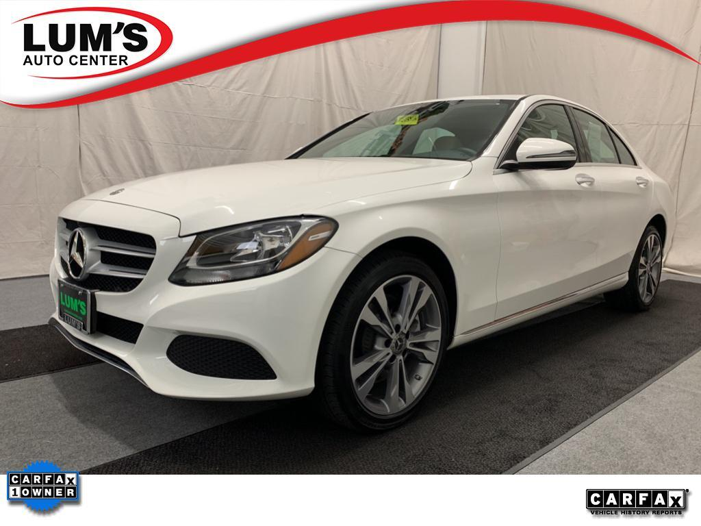 2018 Mercedes-Benz C-Class C 300 Warrenton OR