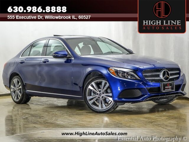 2018 Mercedes-Benz C-Class C 300 Willowbrook IL
