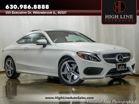 2018_Mercedes-Benz_C-Class_C 300_ Willowbrook IL