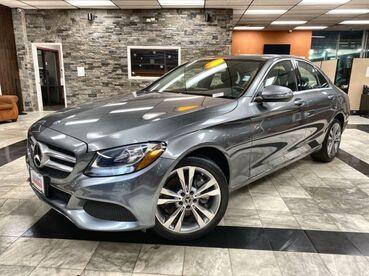 2018_Mercedes-Benz_C-Class_C 300_ Worcester MA