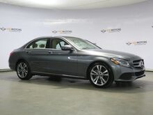 2018_Mercedes-Benz_C-Class_C 300,Panorama Roof,Rearview Camera,Keyless Go_ Houston TX