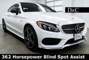 2018 Mercedes-Benz C-Class C 43 AMG 4MATIC 362 Horsepower Blind Spot Assist Portland OR