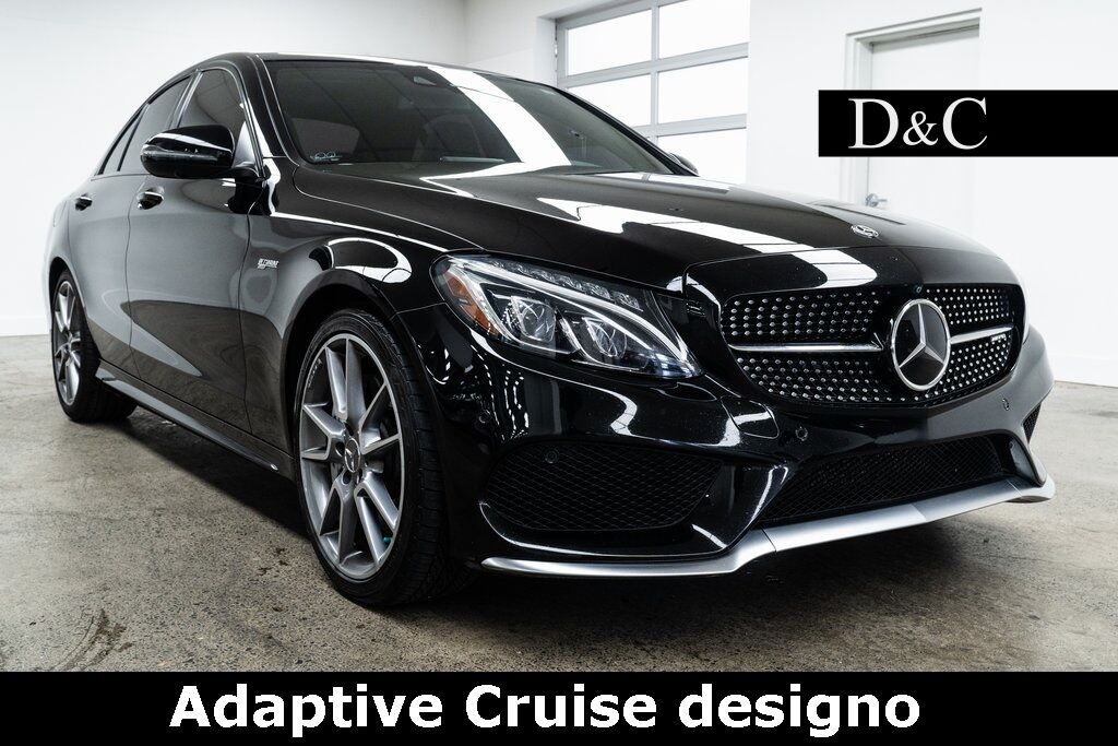 2018 Mercedes-Benz C-Class C 43 AMG 4MATIC Adaptive Cruise designo Portland OR