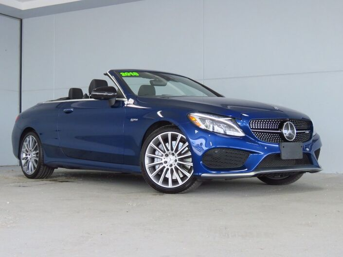 2018 Mercedes-Benz C-Class C 43 AMG Merriam KS