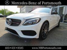 2018_Mercedes-Benz_C-Class_C 43 AMG®_ Greenland NH