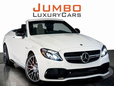2018_Mercedes-Benz_C-Class_C 63 S AMG®_ Hollywood FL