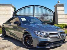 2018_Mercedes-Benz_C-Class_C 63 S AMG®_ Houston TX