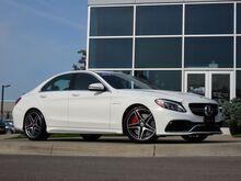 2018_Mercedes-Benz_C-Class_C 63 S AMG®_ Kansas City KS