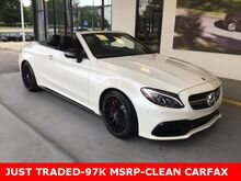 2018_Mercedes-Benz_C-Class_C 63 S AMG®_ Raleigh NC