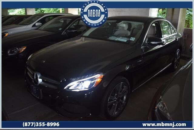 2018 Mercedes-Benz C-Class C300 4MATIC® Sedan Morristown NJ