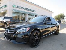 2018_Mercedes-Benz_C-Class Hybrid_C 350e SUNROOF, BLUETOOTH, BACKUP CAM, PHONE SYNC,_ Plano TX