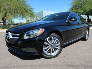2018_Mercedes-Benz_C300_4Matic Sedan_ Scottsdale AZ