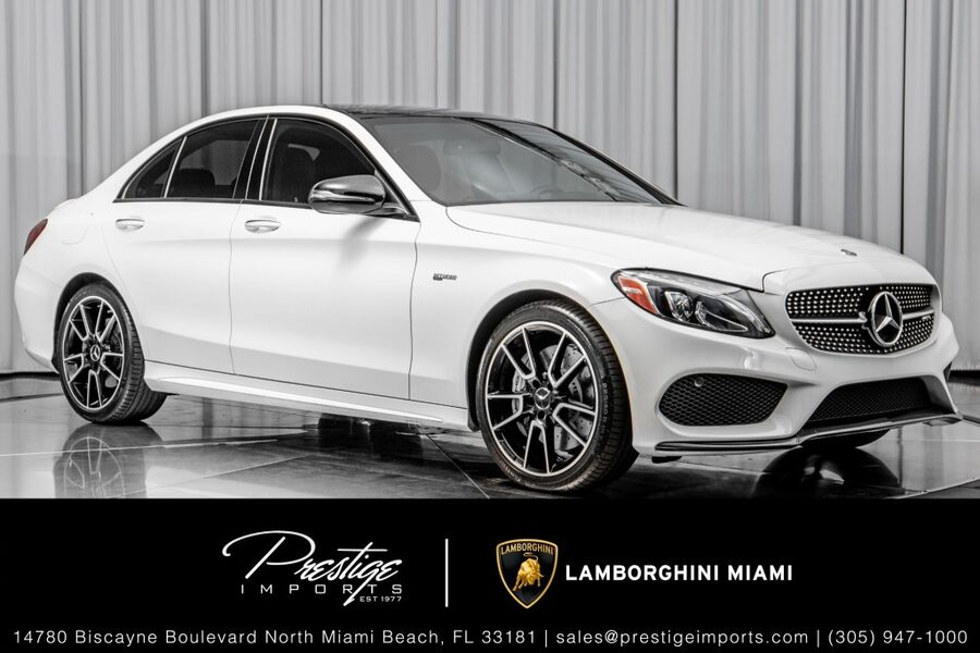 2018_Mercedes-Benz_C43_AMG C 43_ North Miami FL