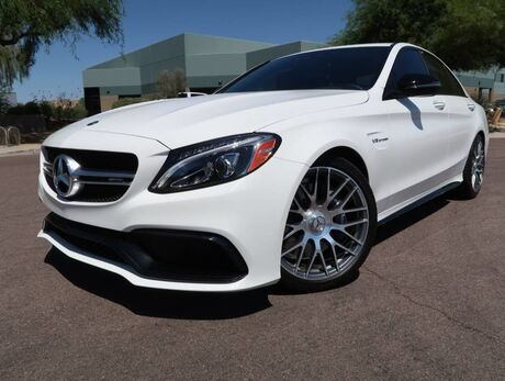 2018 Mercedes-Benz C63 AMG Sedan Scottsdale AZ
