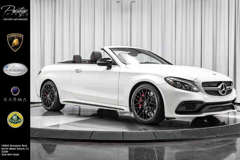 2018_Mercedes-Benz_C63s AMG__ North Miami Beach FL