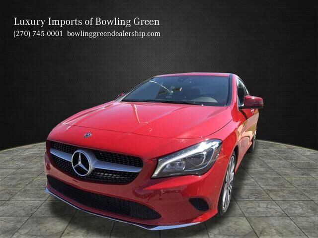 2018 Mercedes-Benz CLA 250 4MATIC® COUPE Bowling Green KY