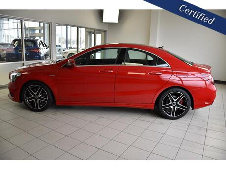 2018 Mercedes-Benz CLA 250 4MATIC® COUPE Medford OR