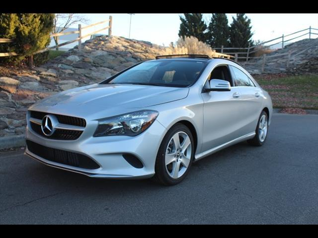 2018 Mercedes-Benz CLA 250 4MATIC® COUPE Merriam KS