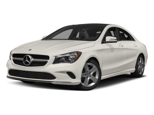 2018 Mercedes-Benz CLA 250 4MATIC® COUPE Morristown NJ