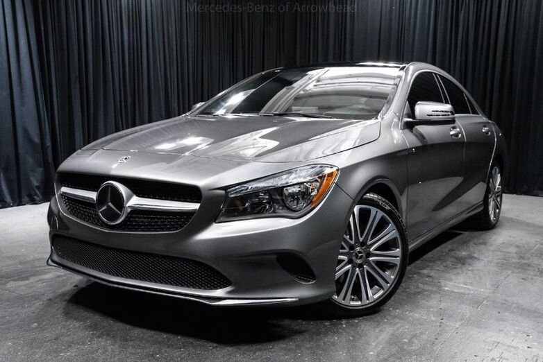 2018 Mercedes-Benz CLA 250 4MATIC® COUPE Peoria AZ