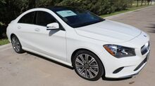 2018_Mercedes-Benz_CLA_250 4MATIC® COUPE_ San Juan TX