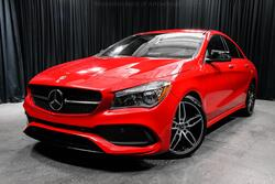 Mercedes-Benz CLA 250 4MATIC® COUPE Scottsdale AZ