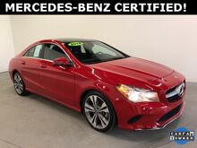 2018_Mercedes-Benz_CLA_250 4MATIC® COUPE_ Washington PA