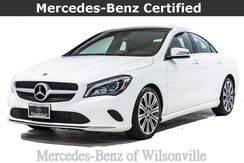 2018_Mercedes-Benz_CLA_250 4MATIC® COUPE_ Portland OR