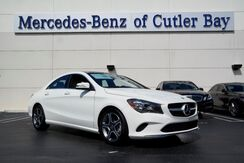 2018_Mercedes-Benz_CLA_250 4MATIC® COUPE_ Cutler Bay FL