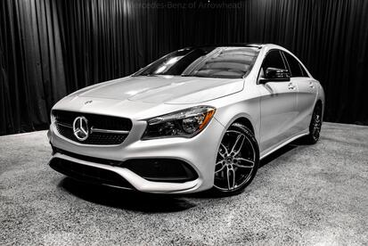 2018_Mercedes-Benz_CLA_250 4MATIC® COUPE_ Scottsdale AZ