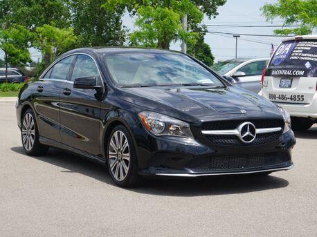 2018_Mercedes-Benz_CLA_250 4MATIC® COUPE_  Novi MI