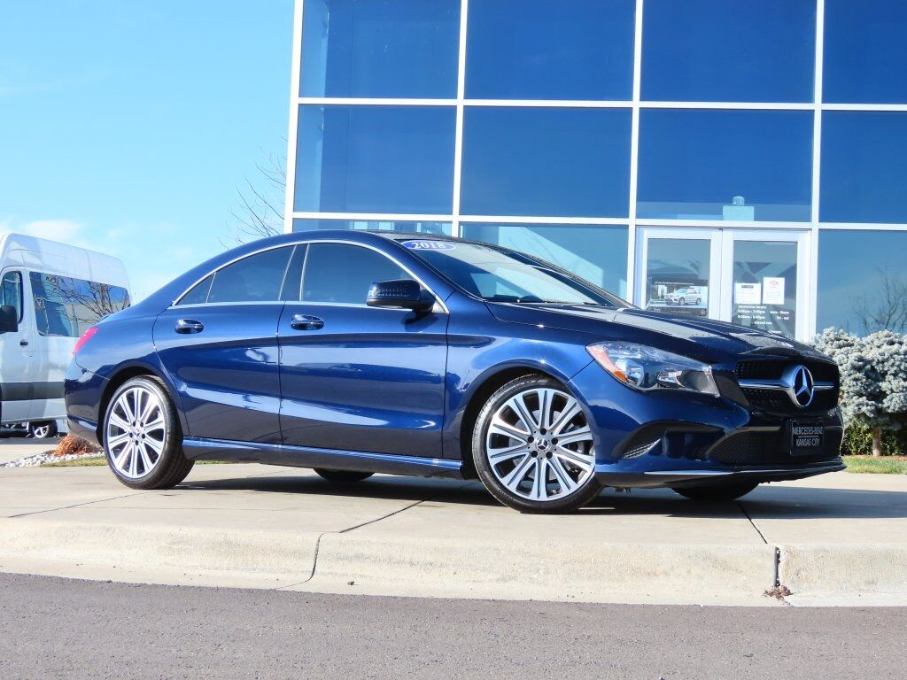 2018 Mercedes-Benz CLA 250 4MATIC® COUPE Kansas City MO