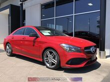 2018_Mercedes-Benz_CLA_250 4MATIC® COUPE_ Marion IL