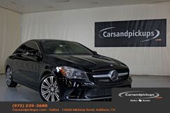 2018_Mercedes-Benz_CLA_250_ Dallas TX