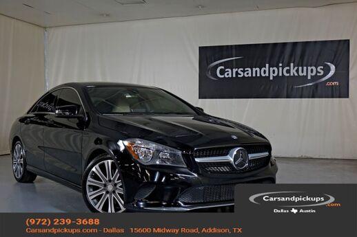 2018 Mercedes-Benz CLA 250 Dallas TX