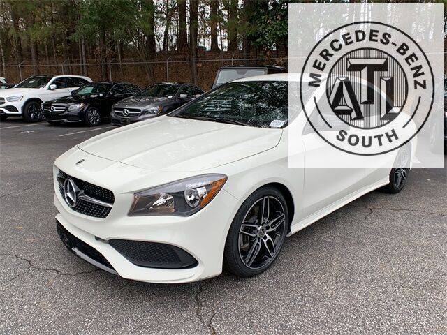 2018 Mercedes-Benz CLA 250 COUPE Atlanta GA