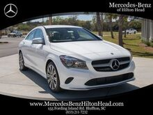 2018_Mercedes-Benz_CLA_250 COUPE_ Bluffton SC